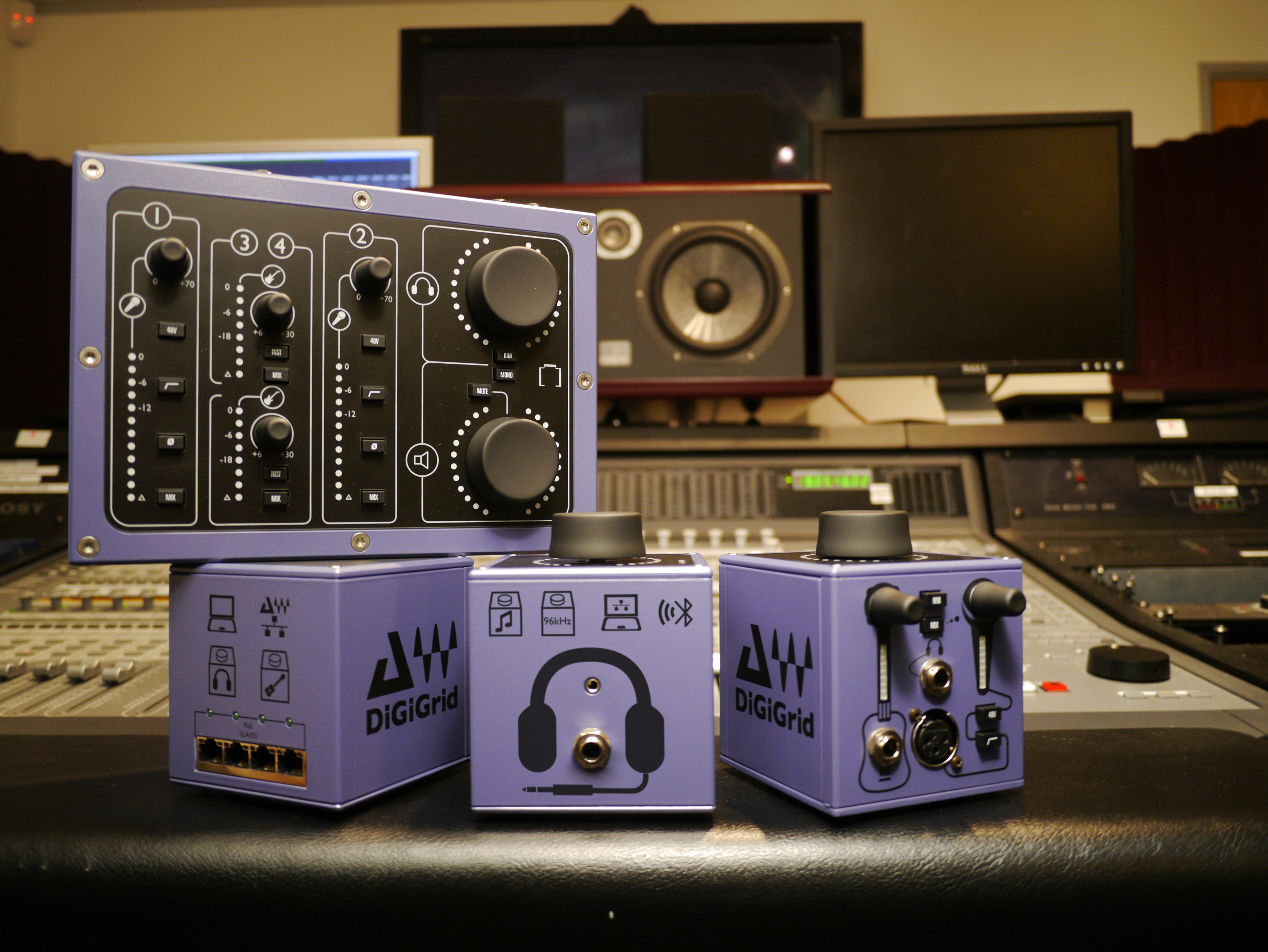 DiGiGrid Cubes Studio
