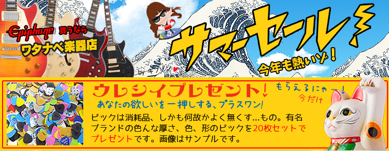 2017 エピフォンSale!  エピフォンギター ★