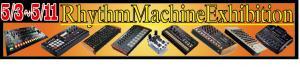5/3~5/11 『RhythmMachineExhibition』リズムマシンフェア開催決定!