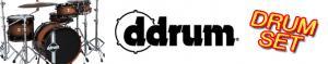 ドラムセット - ddrum