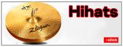 HIHATS(ZILDJIAN)