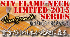Vanzandt STV Flame Neck Limited Series