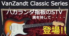 Vanzandt STV Classic Series w/JACARANDA