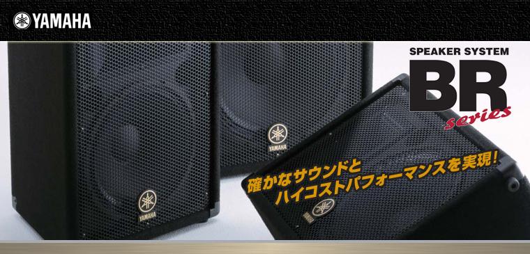 BR シリーズ[ Passive Speaker ]