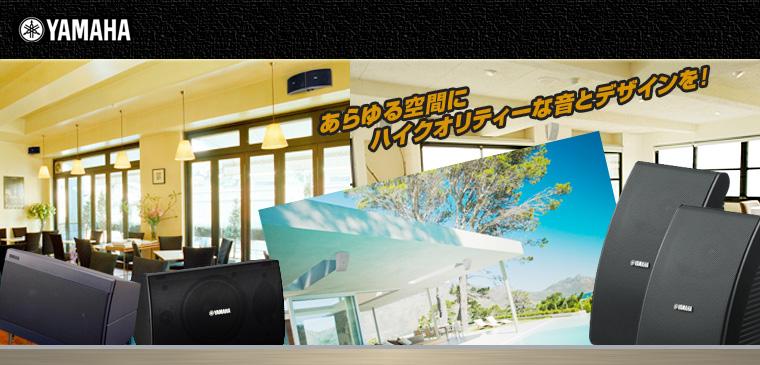 S・VS・NS-AW・VXS シリーズ[ Passive Speaker ]