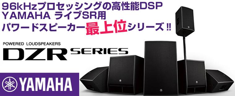 DZR / DXS XLF シリーズ [ Powerd Speaker ]