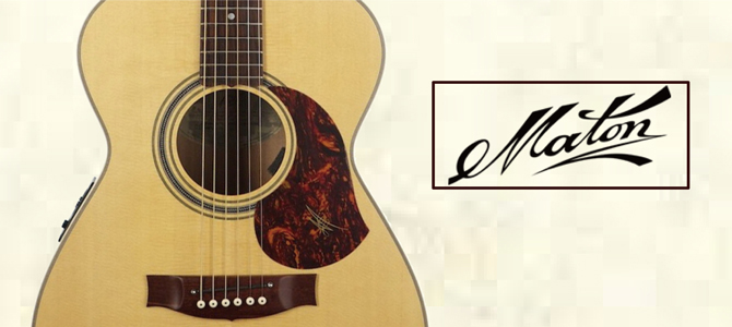 Maton Guitars