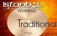 Istanbul Agop Traditional Series