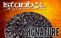 Istanbul Agop Signature Series