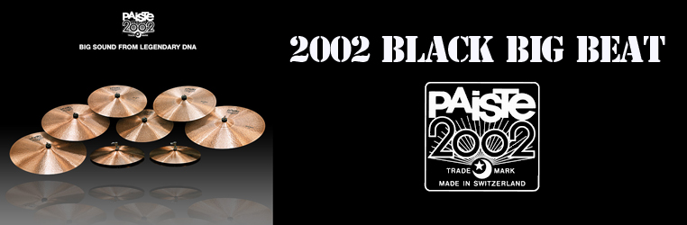 2002 BLACK BIG BEAT