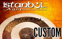 Istanbul Agop Custom Series