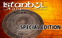 Istanbul Agop Special Edition Series