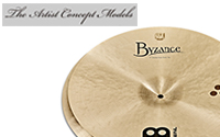 The Artist Concept Models (MEINL)