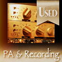 Used PA & Recording