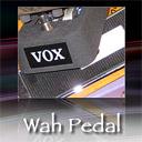 Wah Pedal <ワウペダル>