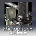 Microphone / Condenser <コンデンサーマイク>