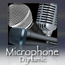 Microphone / Dynamic <ダイナミックマイク>