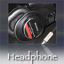 Headphone <ヘッドフォン>