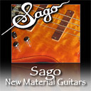 Sago New Material Guitars