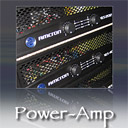 Power Amp <パワーアンプ>