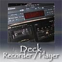 Recorder & Player <録再デッキ>