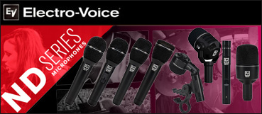 NDシリーズ Microphone