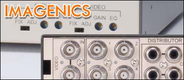 IMAGENICS 映像・音声機器