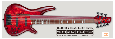 Ibanez WarkShop Bass