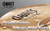 Classics Custom Extreme Metal(MEINL)