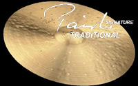 SIGNATURE TRADITIONAL(PAISTE)
