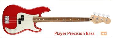 Player Precision Bass