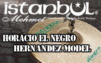 Horacio El Negro Hernandez Model