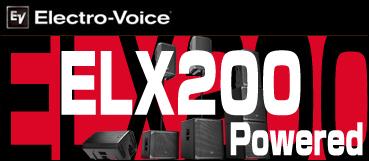 ELX200シリーズ パワード