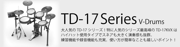 TD-17シリーズ