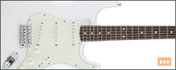 Traditional 60s Stratocaster