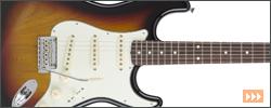 Hybrid 60s Stratocaster
