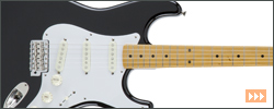Traditional 50s Stratocaster