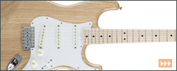 Traditional 70s Stratocaster