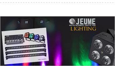 LEDステージライト スペシャルライブセット