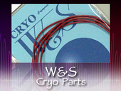 W&S CRYO Parts
