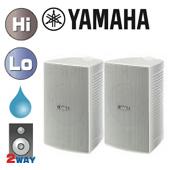 YAMAHA ( ヤマハ ) VS6W 白 (ペア) ◆ フルレンジスピーカー・全天候型