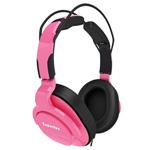 Superlux ( スーパーラックス ) HD661 Phosphor pink ◆ 密閉ダイナミック型ヘッドホン
