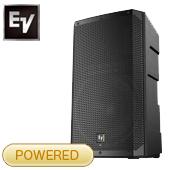 Electro-Voice ( EV エレクトロボイス ) ELX200-15P (1本) ◆ パワードスピーカー フルレンジ 15インチ EV初 Bluetoothで遠隔操作