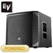 Electro-Voice ( EV エレクトロボイス ) ELX200-12SP (1本) ◆ パワードスピーカー サブウーファー 12インチ EV初 Bluetoothで遠隔操作