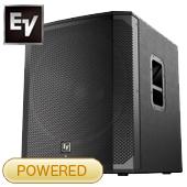 Electro-Voice ( EV エレクトロボイス ) ELX200-18SP (1本) ◆ パワードスピーカー サブウーファー 18インチ EV初 Bluetoothで遠隔操作