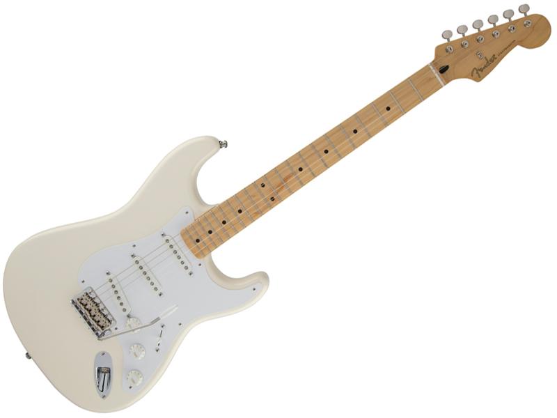 Fender ( フェンダー ) Jimmie Vaughan Tex-Mex Strat Olympic White/M ...