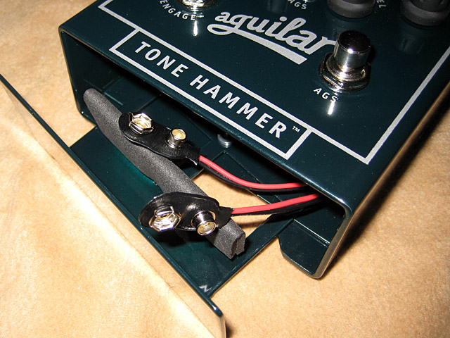aguilar tone hammer 500 review