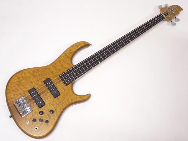 Sago New Material Guitars Ridill 4 (Amber)【国産 ハンドメイドエレキベース WO 】