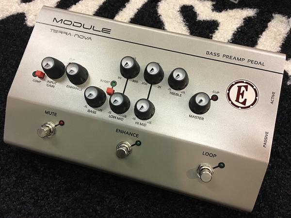 EDEN Module -Bass Preamp Pedal-