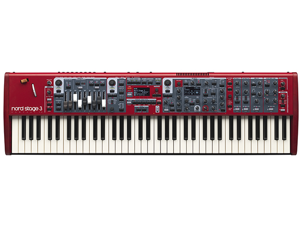 CLAVIA Nord Stage 3 Compact ◆【新製品】【12月22日発売予定/ご予約商品】
